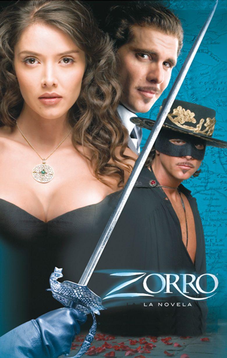 Zorro, La Espada y la Rosa Poster