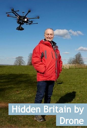 Hidden Britain by Drone Poster