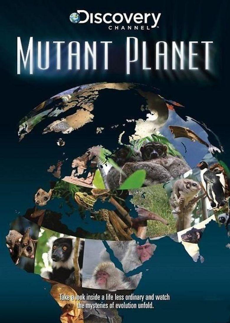 Mutant Planet Poster