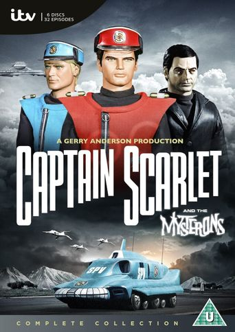 Watch Captain Scarlet and the Mysterons