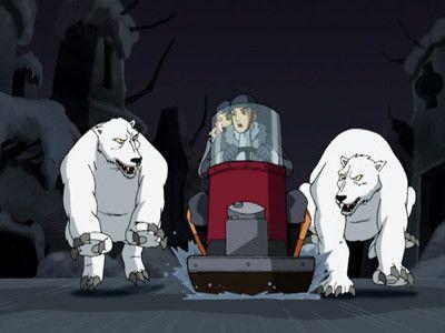 Season 02, Episode 07 The Cold