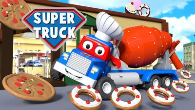 Carl Transform Of Car City Season 1 Where To Watch Every Episode