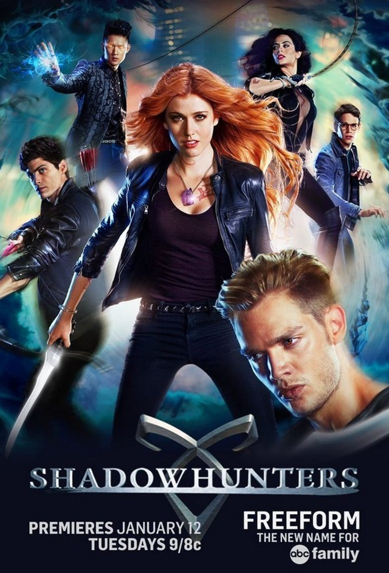 Shadowhunters Poster