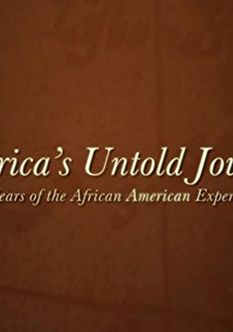 America's Untold Journey 450 Years of the African American Experience Poster