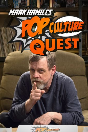 Mark Hamill's Pop Culture Quest Poster