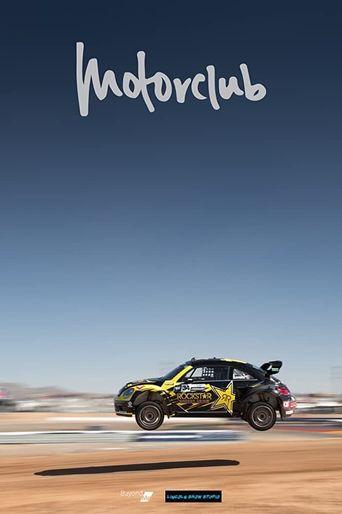 Motorclub Poster