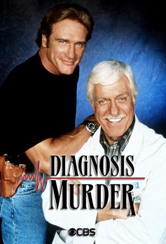 Diagnosis: Murder Poster