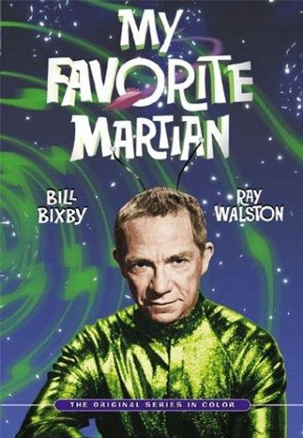 My Favorite Martian Poster