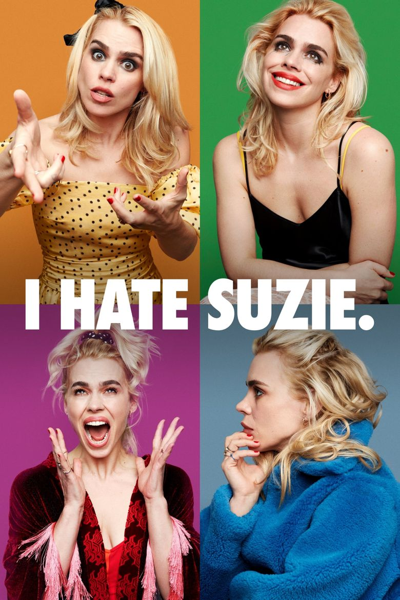 I Hate Suzie Poster