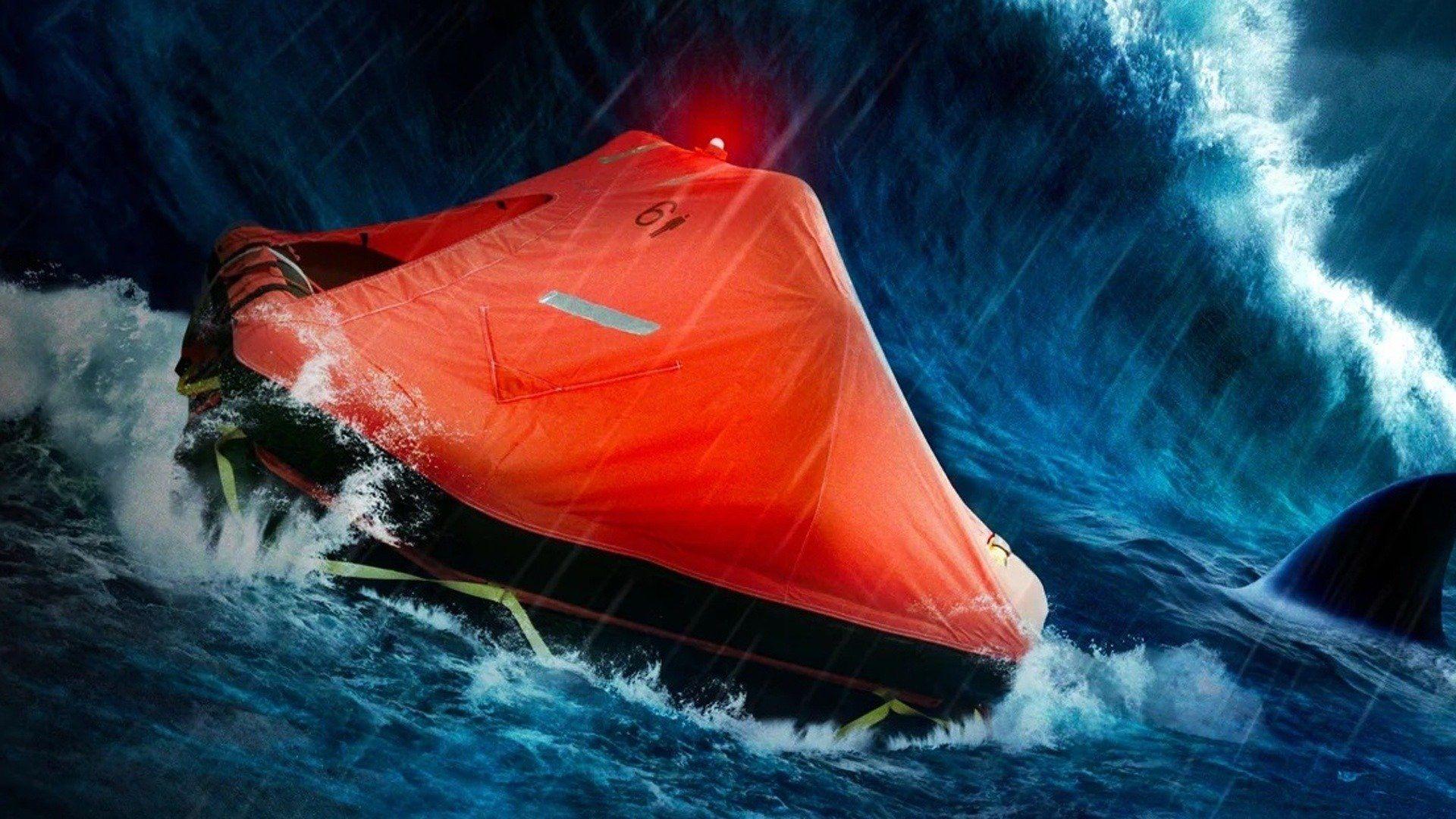 Season 01, Episode 01 Shark Survivor