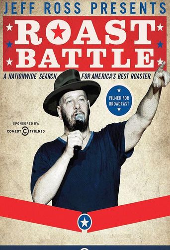 Jeff Ross Presents Roast Battle Poster