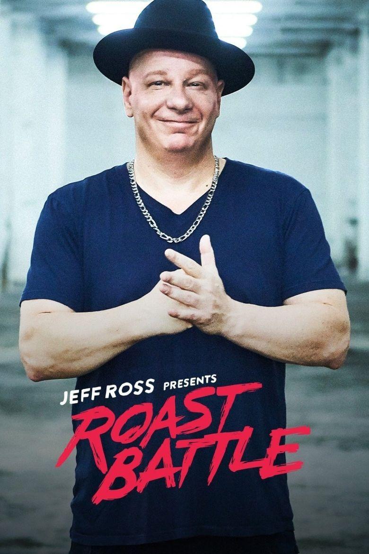 Jeff Ross Presents Roast Battle Poster