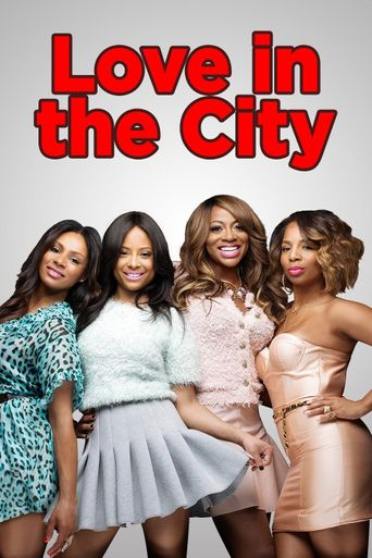 Love in the City Poster
