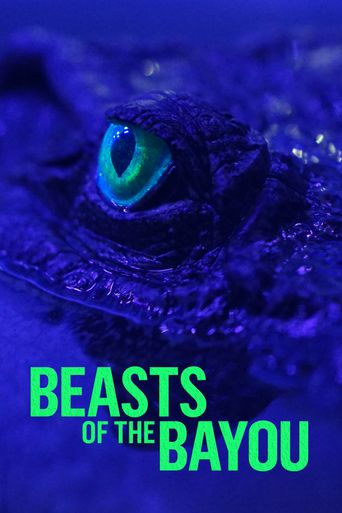 Beasts of the Bayou Poster