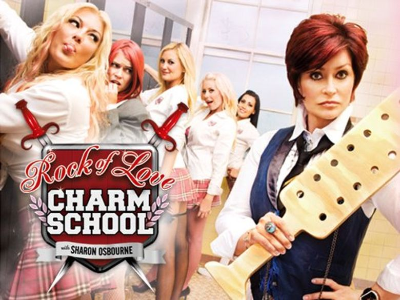 Flavor of Love Girls: Charm School Poster