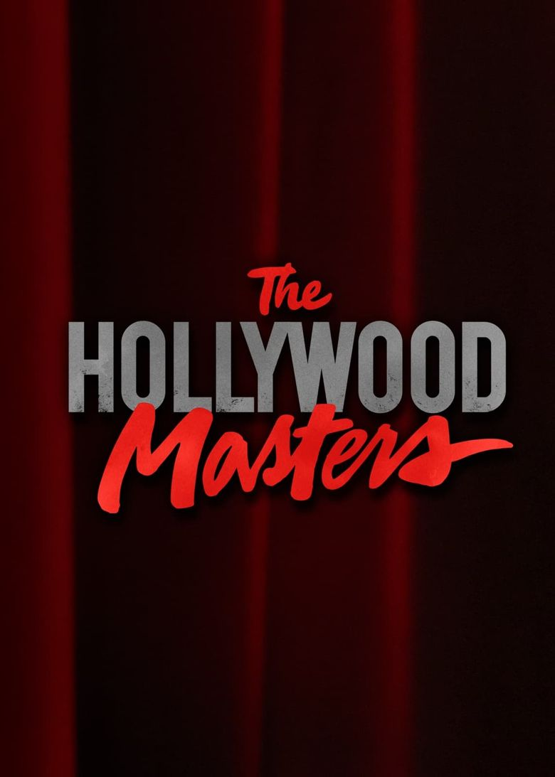 The Hollywood Masters Poster