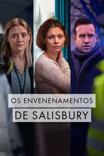 The Salisbury Poisonings Poster