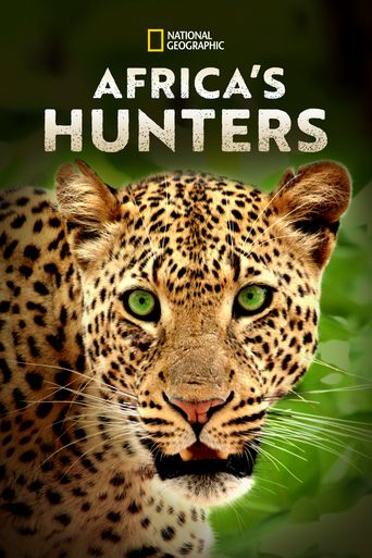 Africa's Hunters Poster