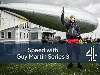 Speed with Guy Martin Poster