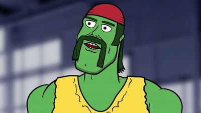 Season 01, Episode 107 The Incredible Hulkster