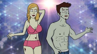 Season 01, Episode 105 The Walking Dead Sexy
