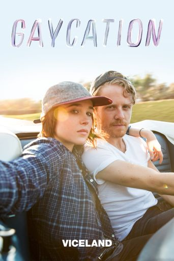 Gaycation Poster