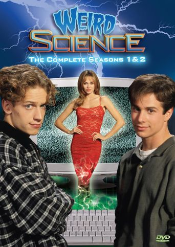 Weird Science Poster