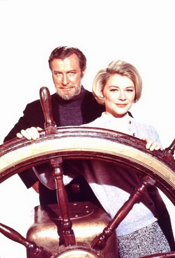 The Ghost & Mrs. Muir Poster