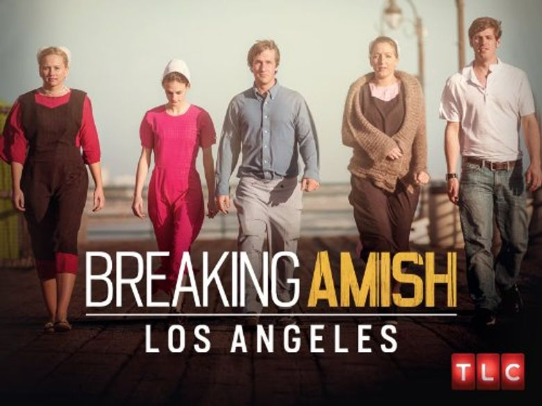 Breaking Amish: LA Poster