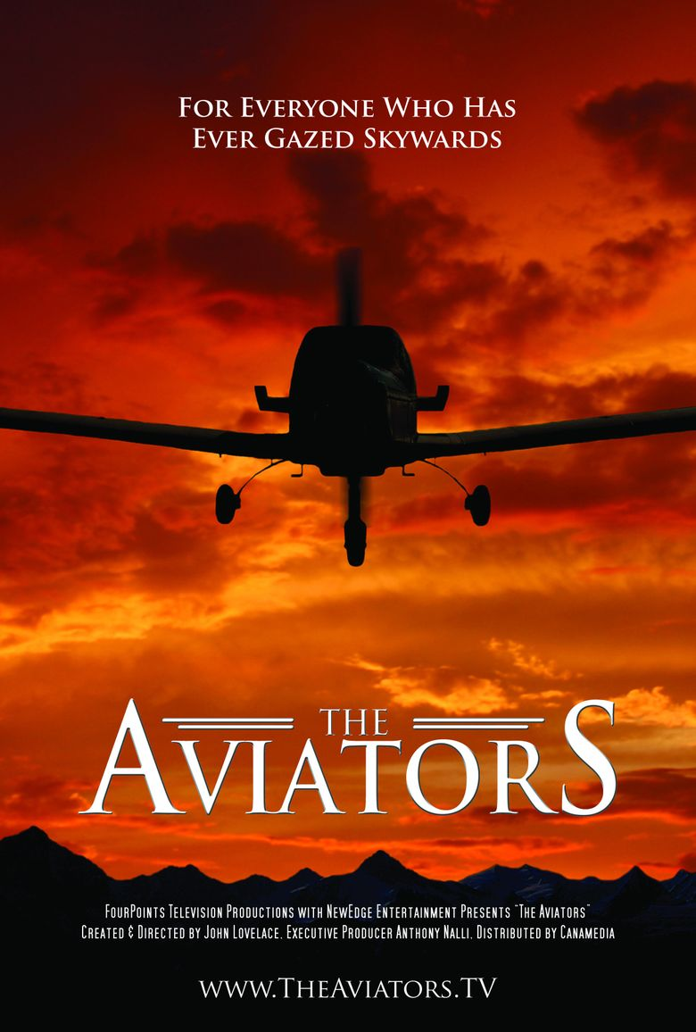 The Aviators Poster