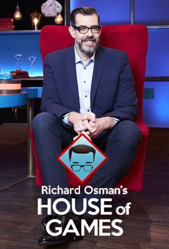 Richard Osman's House of Games Poster