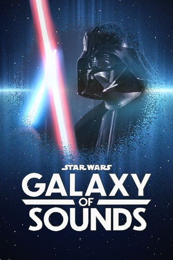 Star Wars Galaxy of Sounds Poster
