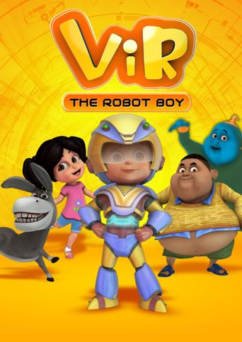 ViR: The Robot Boy Poster