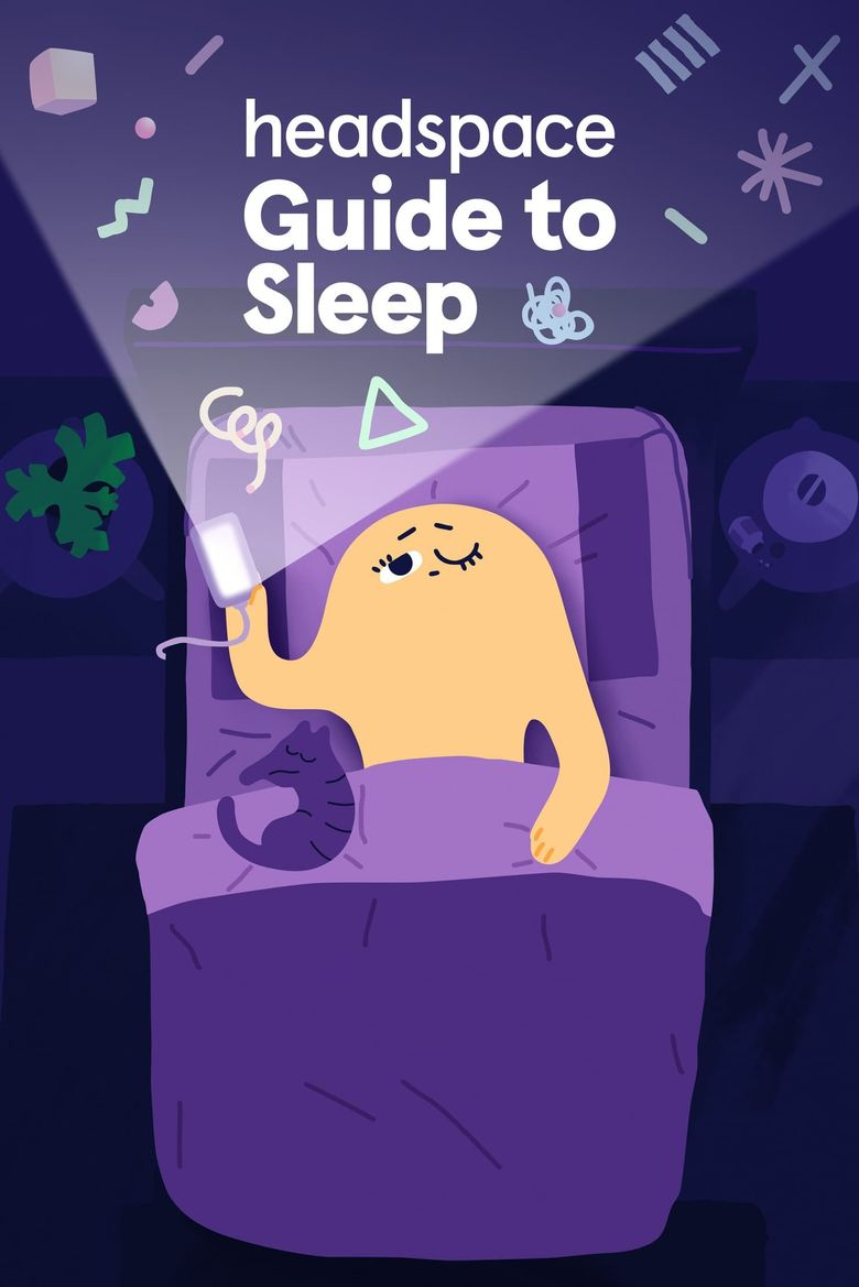 Headspace Guide to Sleep Poster