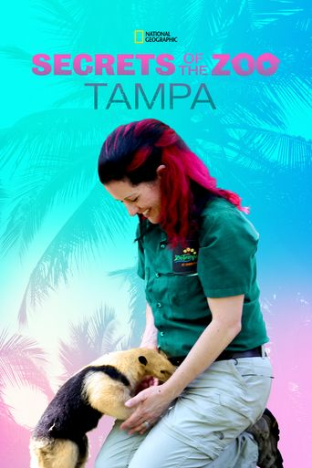 Secrets of the Zoo: Tampa Poster