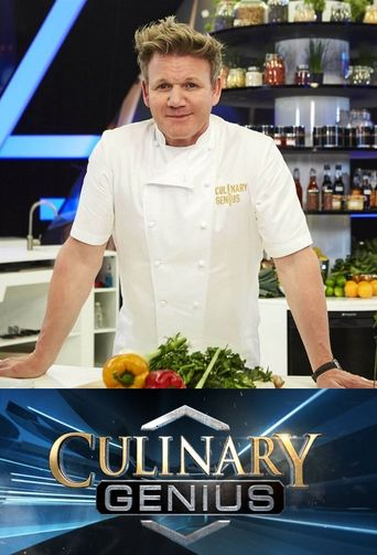 Culinary Genius Poster