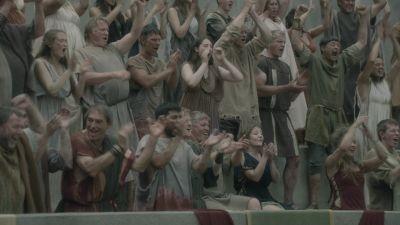 Season 01, Episode 04 Rome is Burning