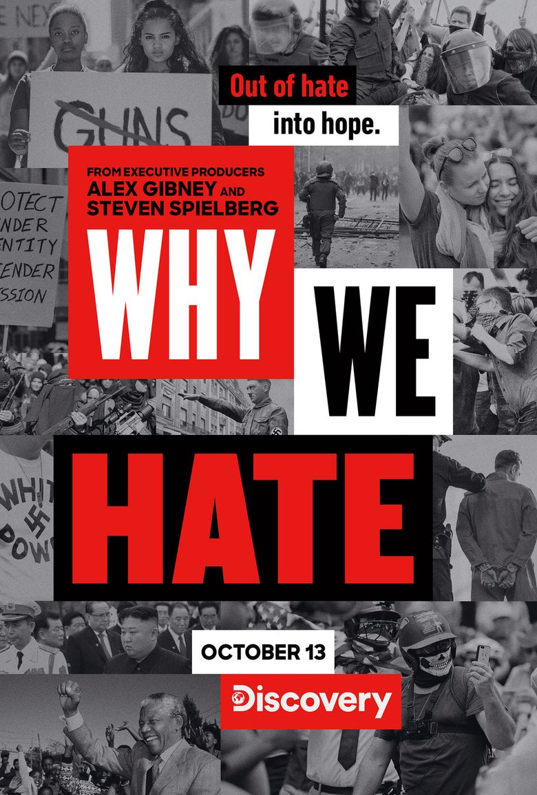 Why We Hate Poster