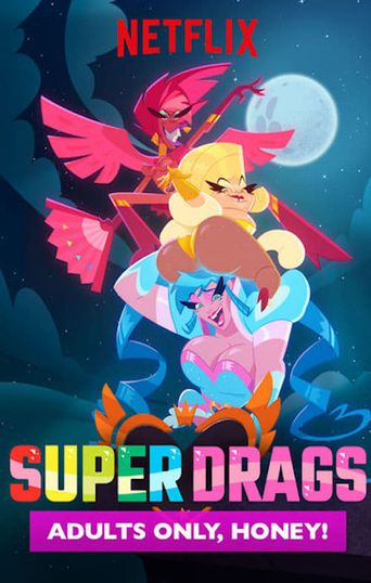 Super Drags Poster