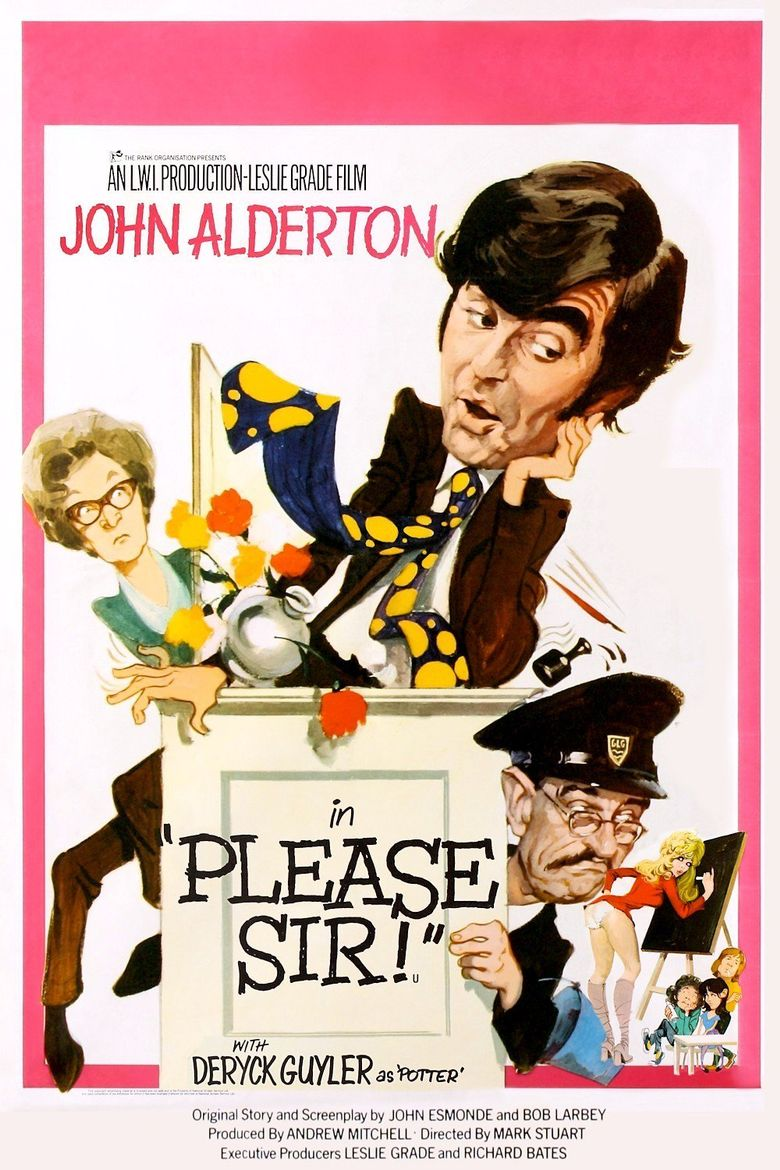 Please Sir! Poster
