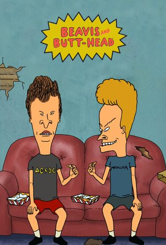 Watch Beavis and Butt-head