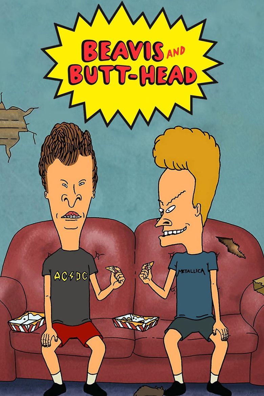 Beavis and Butt-head Poster