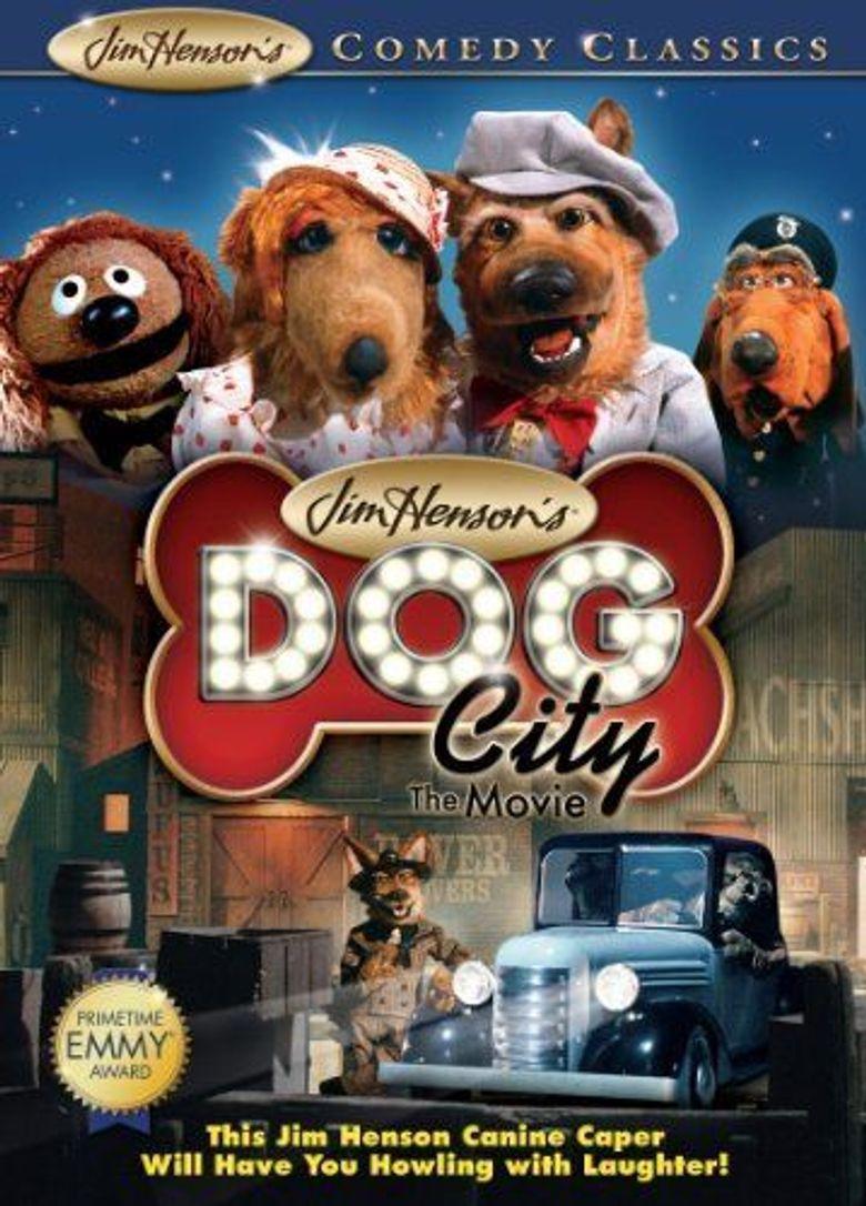 Dog City Poster