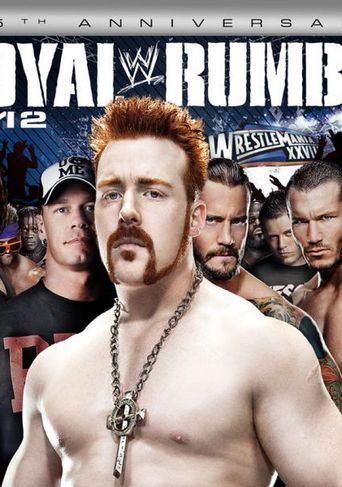 Watch WWE Royal Rumble