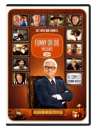 Funny or Die Presents Poster