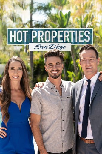 Hot Properties: San Diego Poster