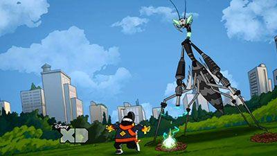 Season 01, Episode 14 Monster Drill