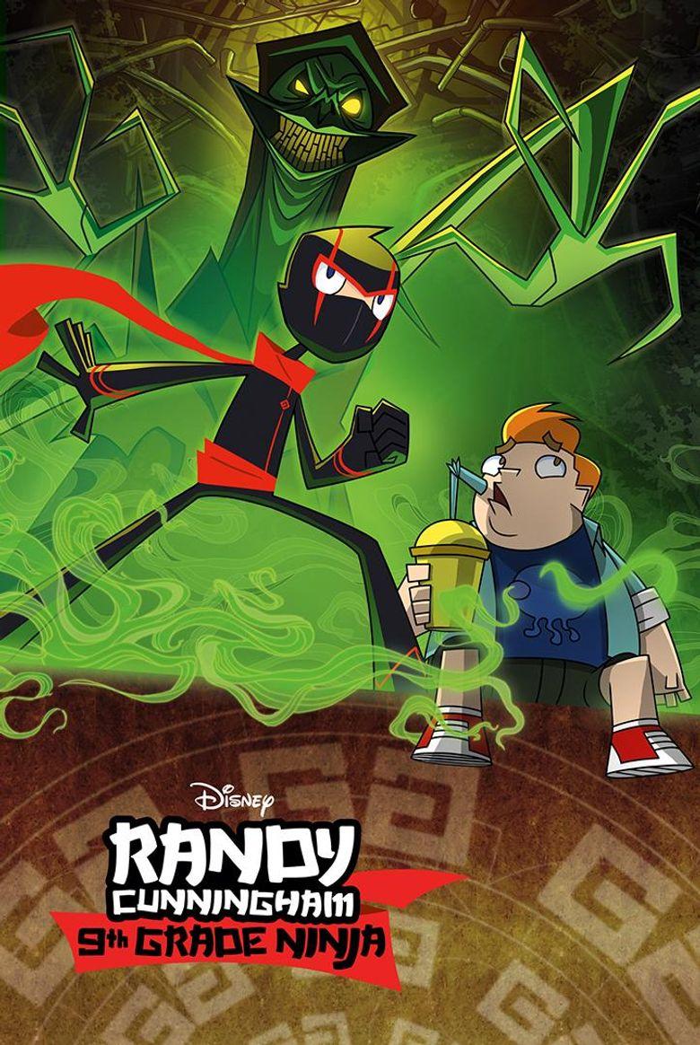Randy Cunningham: 9th Grade Ninja Poster