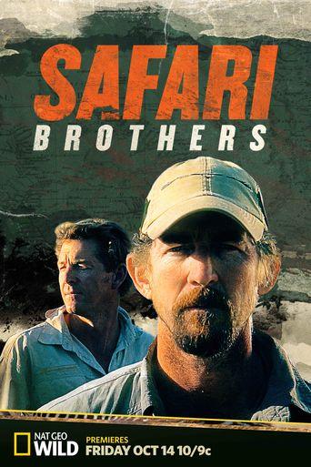 Safari Brothers Poster