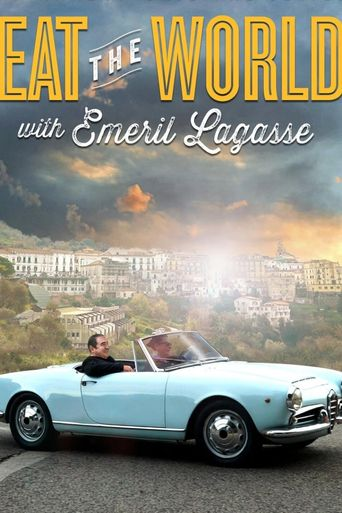 Eat the World with Emeril Lagasse Poster
